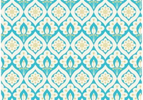 Free Home Design Free Vector Abstract Peacock Seamless Pattern