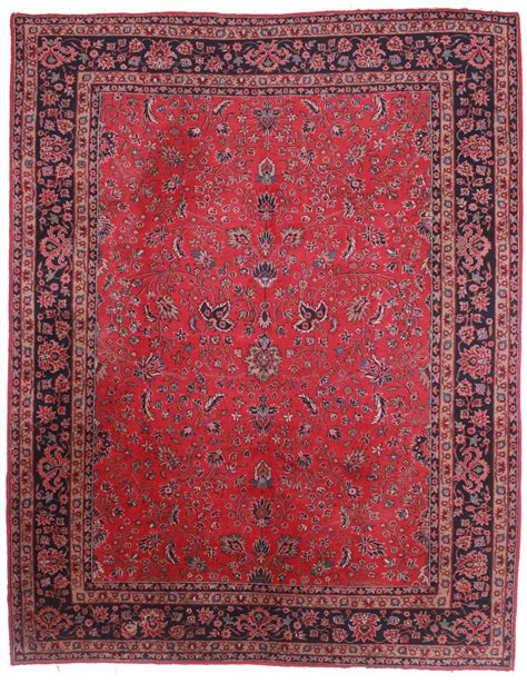 9 X 12 Antique Turkish Sparta Rug 3251 Exclusive Antique Rugs