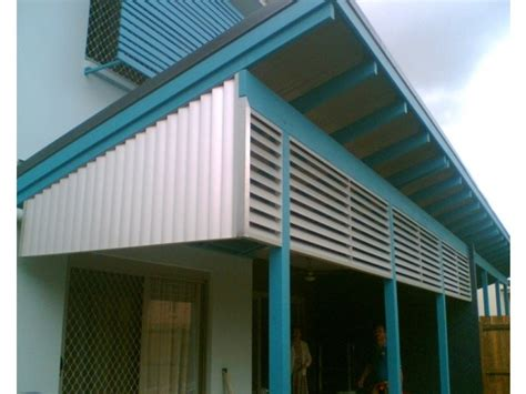 louvered awning metal awnings louvres image blinds