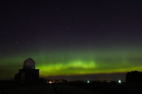 northern lights washington state the one mesmerizing place in washington to see the
