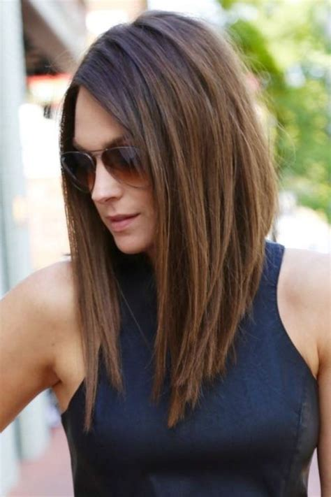 hairstyles for straight hair on pinterest best 25 straight haircuts ideas on pinterest medium