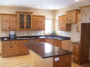 Who Paints Kitchen Cabinets by Cherry Maple And Knotty Alder Cabinetry In Flagstaff