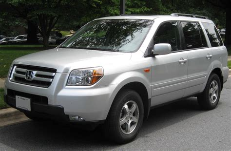 how does cars work 2006 honda pilot lane departure warning file 06 08 honda pilot ex jpg wikimedia commons