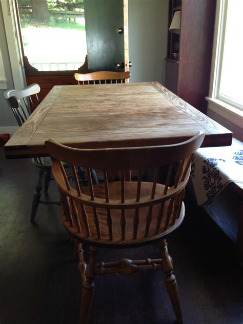 Diy Dining Room Table Refinish Diy Dining Room Table Refinish Creating Your Space