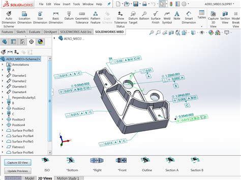 design for manufacturing tolerances mbd implementation don t skip critical 3d dimensions