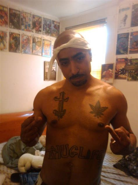 tupac cross tattoo tribal back tattoos best design ideas