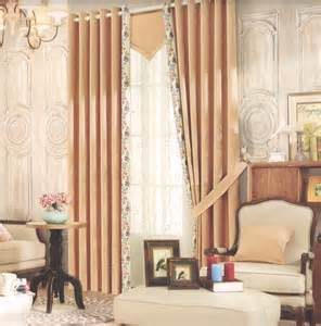 Livingroom Curtain Ideas khaki floral living room curtain ideas modern