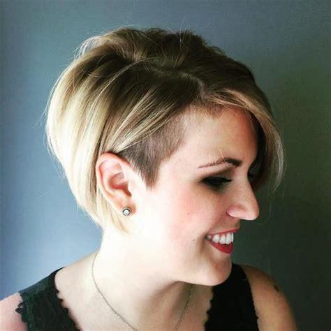 Modern Behind The Ear Hair Styles