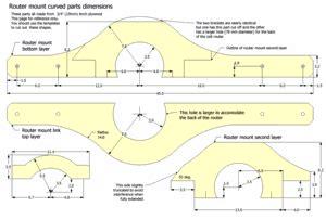3 d pantograph plans