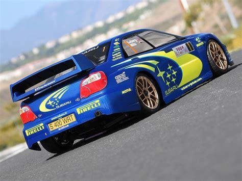 Hpi Racing Aufkleber by 17505 2004 Subaru Impreza Wrc Body 200mm
