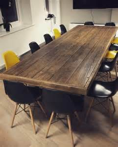 Boardroom Table Ideas Best 25 Reclaimed Wood Tables Ideas On Reclaimed Wood Table Top Reclaimed Wood