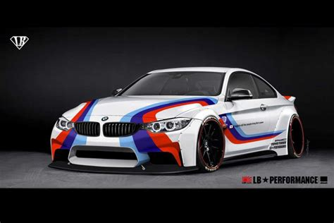 Motorhauben Aufkleber Löwe by Liberty Walk Takes The Bmw M4 Coupe To A New Level
