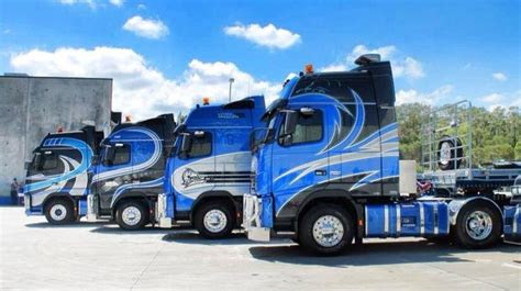 volvo heavy haulage trucks for sale heavy haulage australia s volvos trucks n stuff