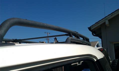 Fj Cruiser Roof Rack Oem by Wts Oem Roof Rack Plus Accessories Sf Bay Area Toyota Fj