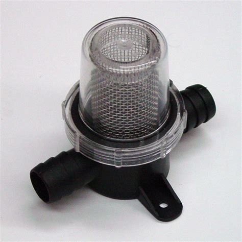 Line Strainer Plumbing by In Line Strainer 3 4 Quot Hose Absolute Marine