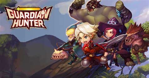 download game guardian hunter mod apk guardian hunter superbrawlrpg mod apk android games v1 3 0 00