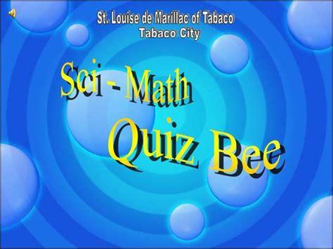Powerpoint Templates For Quiz Bee | quiz bee presentation authorstream