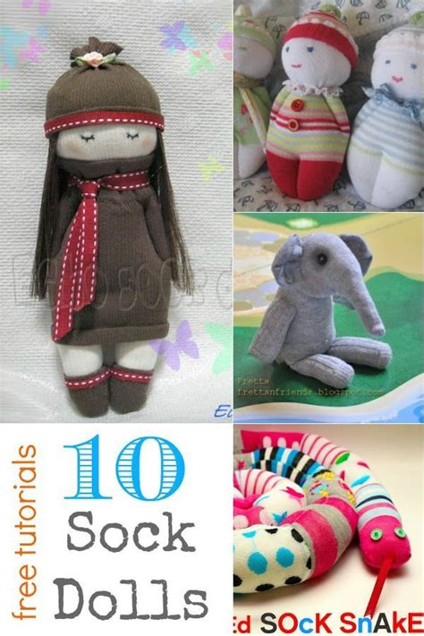 sock animals easy 17 best ideas about sock dolls on sock toys sock crafts and sock animals