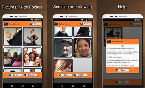 recuperar imagenes jpg borradas recuperar fotos borradas en android con esta app gratuita