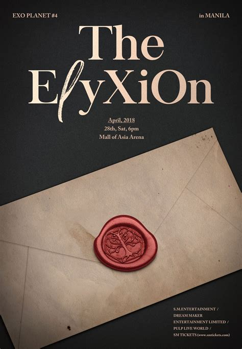 exo tour 2018 exo returns to ph for the elyxion tour on april 28 2018
