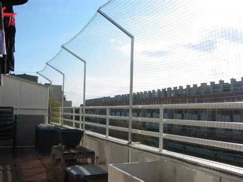 terrasse katzensicher balkon katzensicher machen bilder heimdesign