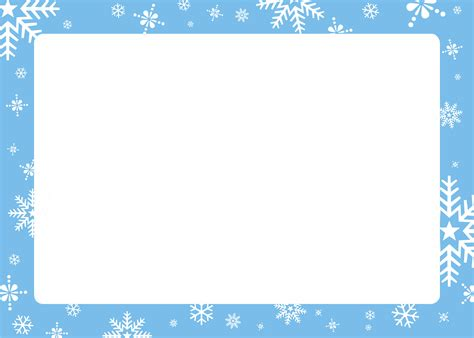 Cards Transparent Background Template For A 4x6 by Free Picture Border Frames Create