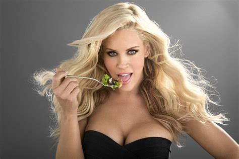 Cubs Bench Jenny Mccarthy Spills Out Of Bustier In New Ad Promoting