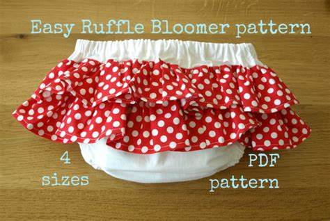 etsy bloomer pattern baby bloomer pattern girls sewing pattern pdf childrens
