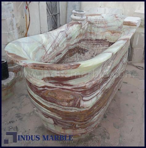 onyx bathtub bath tub onyx indus marble