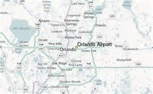 Orlando Location Map orlando airport weather station record historical
