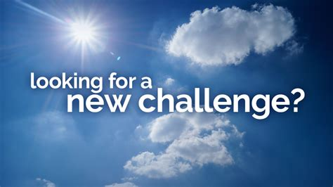 the new challenge are you looking for a new challenge simon paul hair