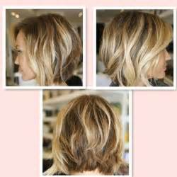 brown and ombre with a line hair cut hair cuts color on pinterest shoulder length hair