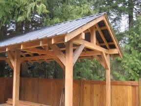 Post And Beam Shed Construction by Custom Small Post And Beam Structures Peerless Forest
