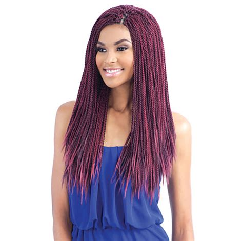 micro crochet hair extensions micro senegalese twist model model glance bulk crochet