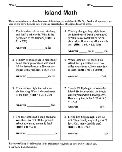 word printable area error free printable math word problem worksheets for 2nd grade