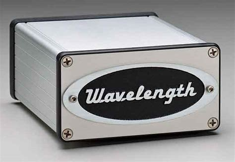 Wavelength Proton Dac Digisaudio Stereophile