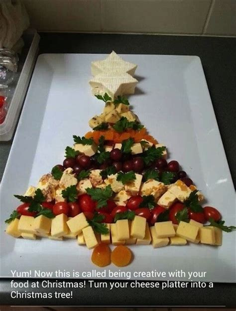 christmas creation food fitzness