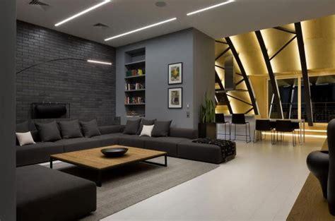 dise o de interior dise 241 o interior de moderno departamento planos de arquitectura