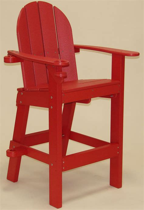 Guard Chair by Tailwind Lifeguard Chairs American Made Lg 500 Lifeguard