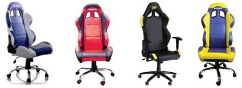 sillas deportivas oficina sillas de oficina tipo baquet gu 237 as pr 225 cticas