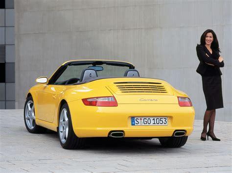porsche carrera 2005 porsche 911 carrera cabriolet 997 specs 2005 2006