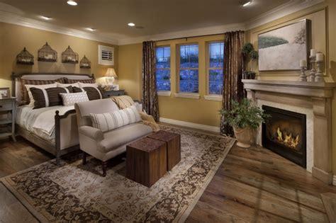 Mediterranean Style Bedding - the overlook at heritage hills mediterranean bedroom denver by celebrity communities