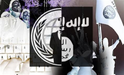 anonymous launches cyber attack against jihadist website in first anonymous offshoot ghostsec launches another phase of