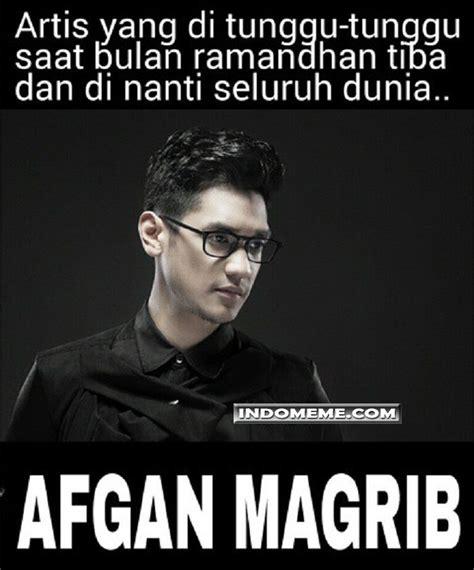 Meme Ramadhan - artis yang ditunggu tunggu saat bulan ramadhan meme