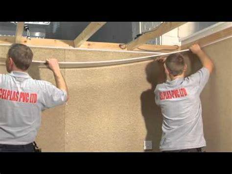 bathroom pvc ceiling pvc ceiling cladding installation youtube