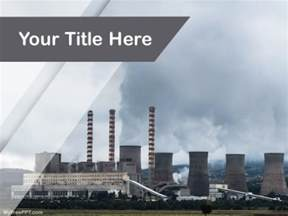 Air Powerpoint Template by Free Industry Production Powerpoint Templates Themes Ppt