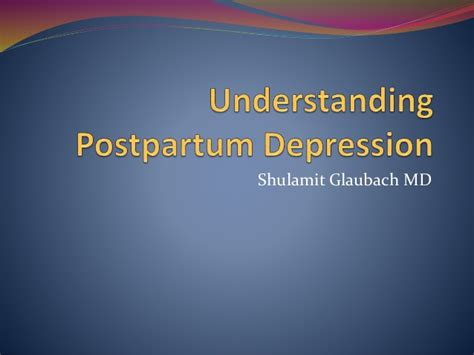 postpartum depression postnatal depression the basic guide to treatment and support books understanding postpartum depression