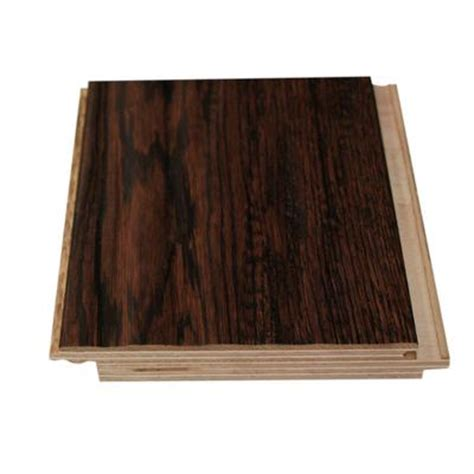 trillium moka java oak handscraped prefinished uniclic