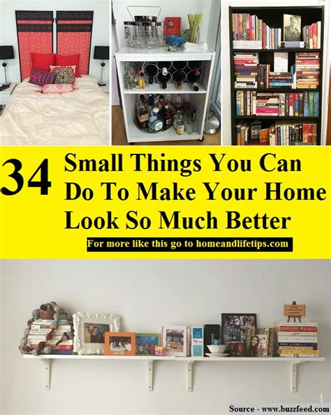 secrets things that look how small changes in design lead to a big jump in sales books 34 small things you can do to make your home look so much