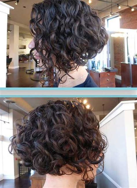 pictues of curly perms for inverted bobs 25 inverted bob haircuts bob hairstyles 2017 short